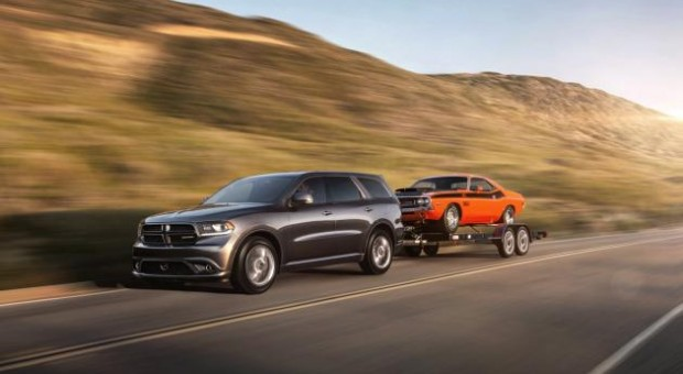 The All-New 2014 Dodge Durango