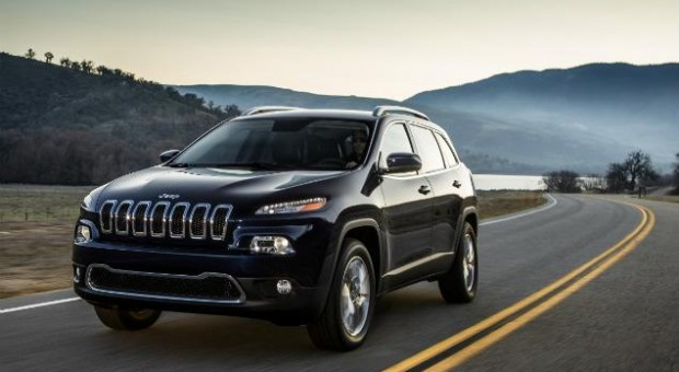 2014 Jeep Cherokee sport utility vehicle