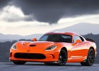 2014 SRT Viper TA in Crusher Orange