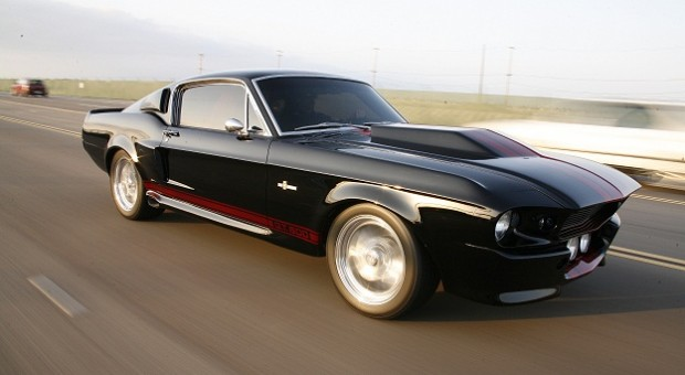 Turn Your Old Ford Mustang Back …
