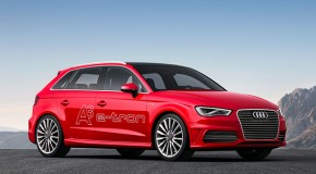 Audi A3 e-tron Arriving To America