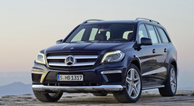 2013 All-new Mercedes Benz GL