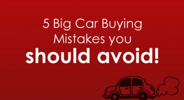 Car-Buying Mistakes to Avoid