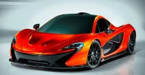 McLaren has revealed all-new P1