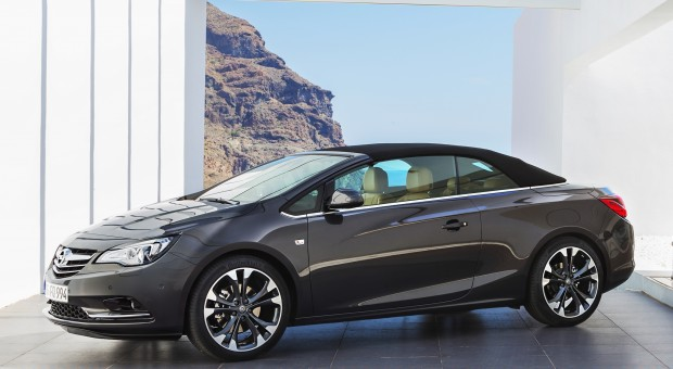 2013 All-new Opel Cascada Cabrio