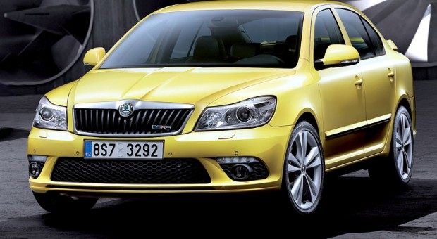 Skoda sales results in October