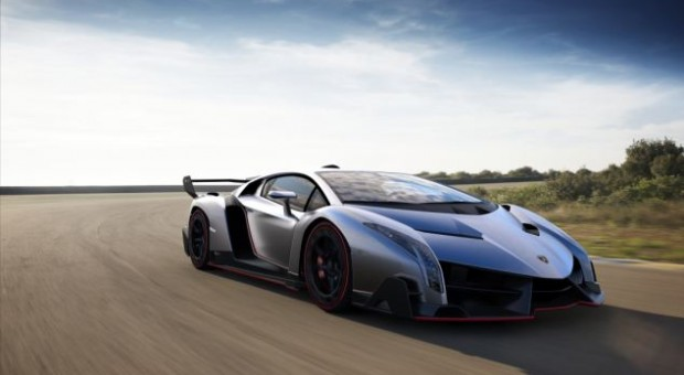 2013 All-new Lamborghini Veneno