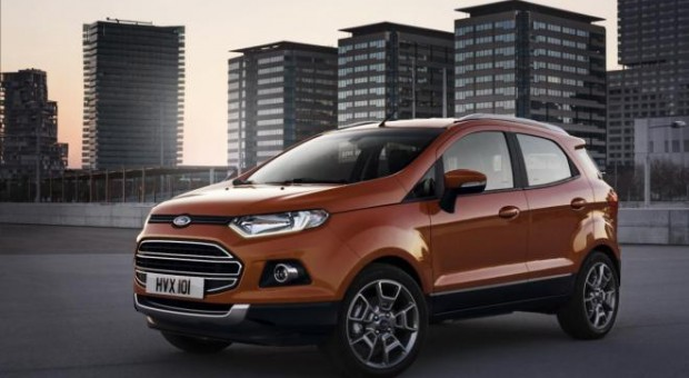 2013 All-New Ford EcoSport Revealed