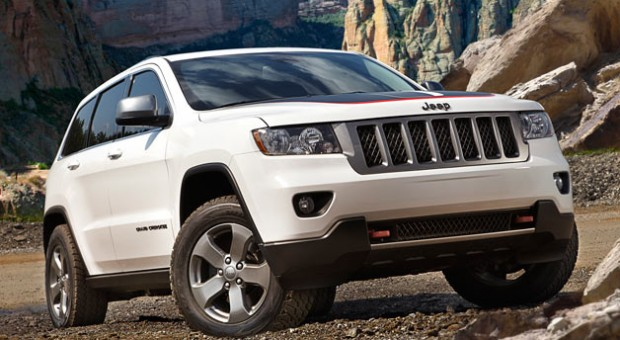Jeep Grand Cherokee EcoDiesel Named 2015 Green SUV of the Year™ by Green Car Journal