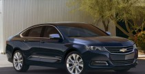 Production begins for Chevy Impala