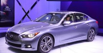 2014 All-new Infiniti Q50