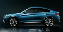 2014 BMW X4 Concept unveiled