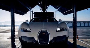 Bugatti Beyron Fuji Attack (Video)