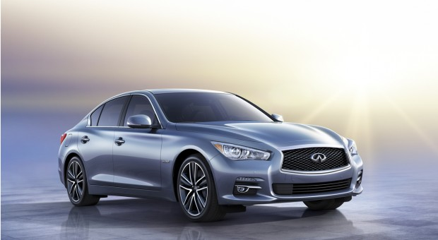 Infiniti Moving Fast with New Cars