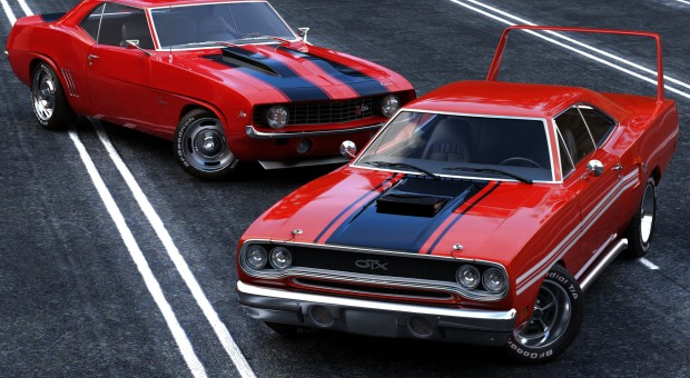 Muscle Cars: America's Greatest Car Offerings