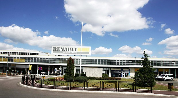Renault Sales Results – October 2013