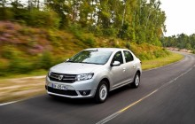 2013 Dacia Logan: prices and options