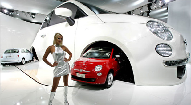 Fiat 500 car sales to hit 100,000 in North America