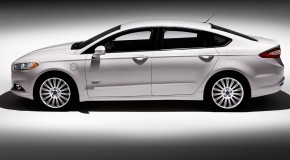 Ford Fusion named to Best Family Car