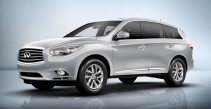 2013 New Infiniti JX Luxury Crossover