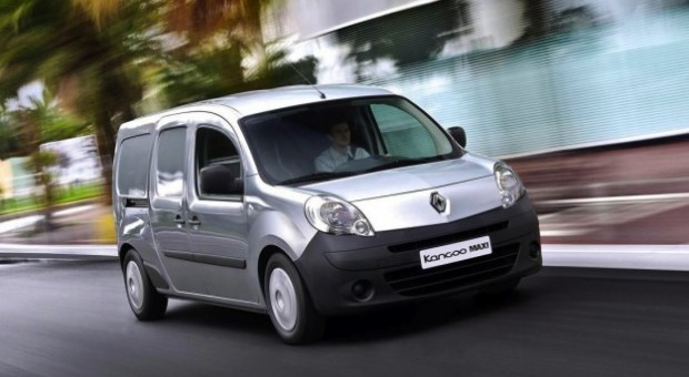 Renault's Maubeuge plant in Northern France has produced its millionth second-generation Kangoo
