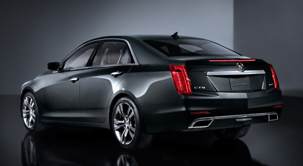 Cadillac CTS is 2014 Automobile Magazine All-Star