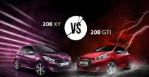 Peugeot 208 GTi: 208 GTi Teaser Hairdresser