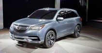 2014 All-new Acura MDX crossover