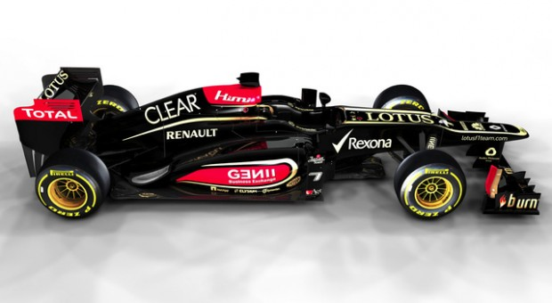 Podium for Lotus F1 Team in Spanish Grand Prix