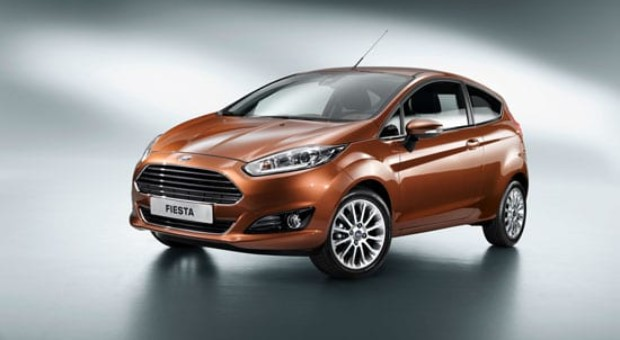 Ford Fiesta Europe's Best-Selling Small Car in First Quarter of 2013