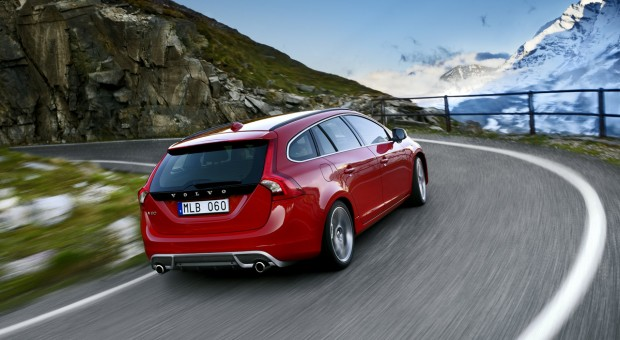 The new Volvo S60, V60 and XC60 R-Design