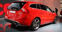 Volvo S60, V60 and XC60 R-Design