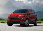 Ford EcoSport, Muscular and Classy