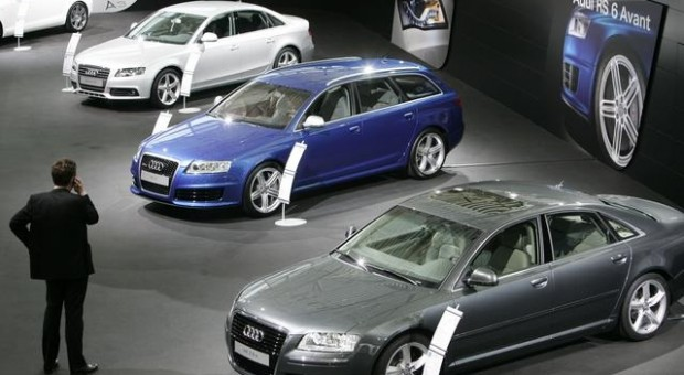 Audi continues growth path in November