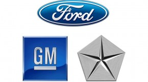 Pickups spur increase in April auto sales: Ford, GM and Chrysler sold a total of 144,042 full-size pickups