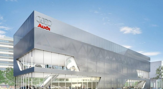 Audi sold 13,157 vehicles in April, up 14.2%; YTD sales up 15.5%