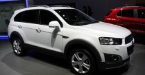 2013 Chevrolet Captiva is ready for World Championships