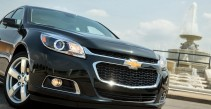 2014 All-new Chevrolet Malibu