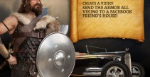 The Armor All Viking Facebook application for cars
