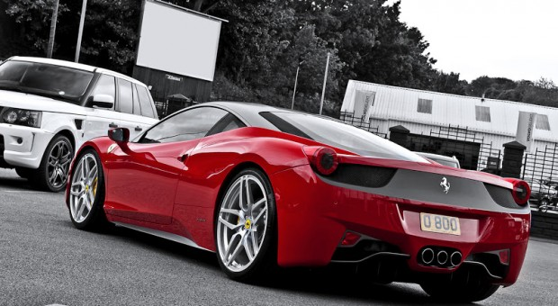 Best Ferrari Cars of All Time