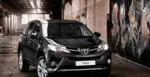 All-New 2013 Toyota RAV4 SUV