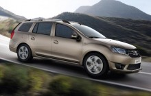 All-New 2013 Dacia Logan MCV