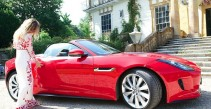 Jaguar F-Type celebrates modern Britain with #YourTurnBritain