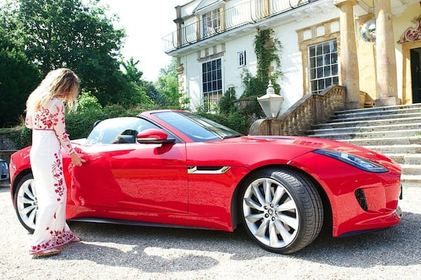 F-TYPE Alice Temperley