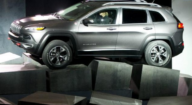 All-new 2014 Jeep Cherokee to start at $23,495