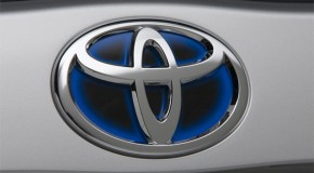 Toyota, global sales leader in the first half