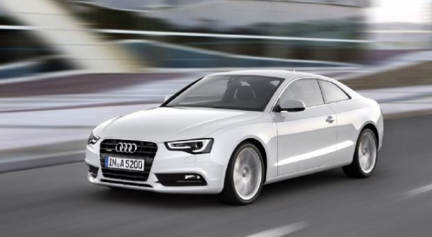 2013 Audi A5 Named Number 1 'Aspirational Luxury Car'