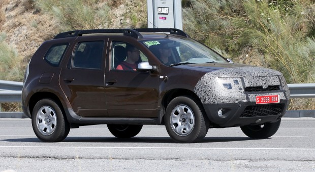 New Dacia Duster is launched on 9 September!