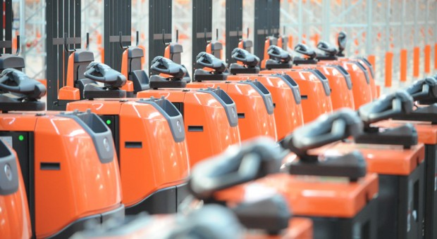 Maintaining a Dependable Fleet of Forklifts