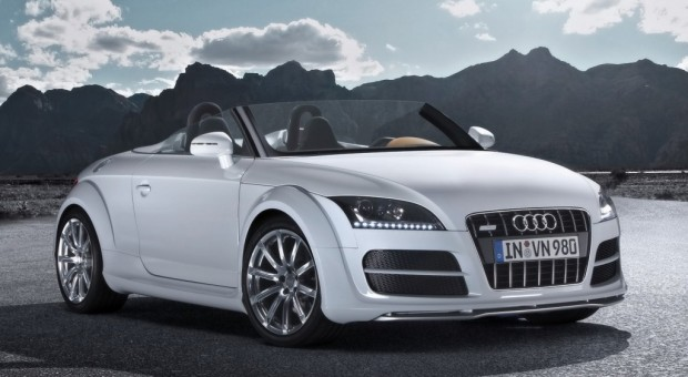 Audi has built 500,000 Audi TT models